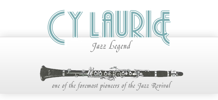 The Official Cy Laurie Website