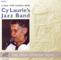 Cy Laurie's Jazz Band